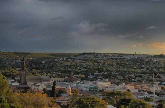 Grahamstown Makhanda National Arts Festival Winter Sunrise