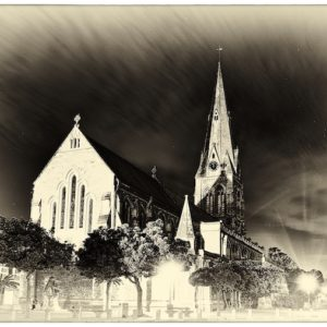 Cathedral of St Michael and St George, Grahamstown Makhanda