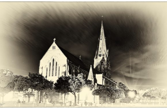Sepia Prints of Grahamstown's Heritage Sites