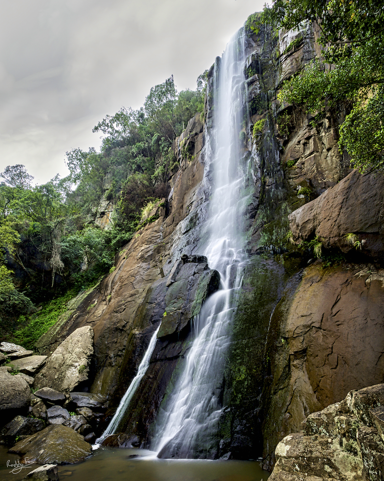 Madonna and Child Falls, Hogsback