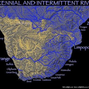 Perennial Rivers of Southern Africa